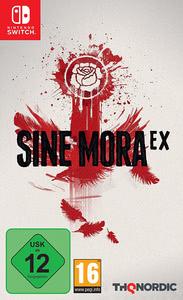 Verpackung von Sine Mora EX [Switch]