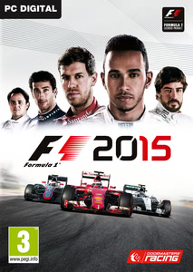 Packaging of F1 2015 [PC]