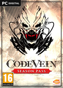 Packaging of CODE VEIN Hunter's Pass (Season Pass) [PC]