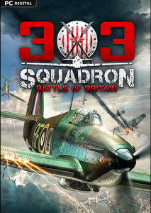 Packaging of 303 Squadron: Battle of Britain [PC]