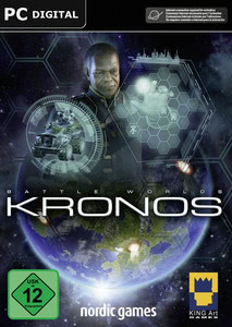 Verpackung von Battle Worlds: Kronos [PC]