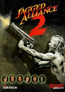 Packaging of Jagged Alliance 2 [PC]