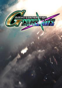 Verpackung von SD Gundam G Generation Cross Rays [PC]