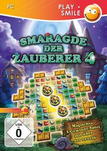 Verpackung von Smaragde der Zauberer 4 [PC]