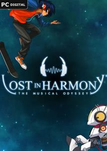 Packaging of Lost in Harmony [PC]