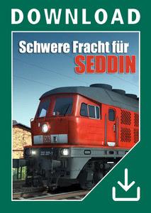 Verpackung von Train Simulator 2018 Schwere Fracht für Seddin [PC]