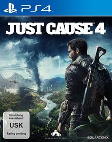Verpackung von Just Cause 4 [PS4]