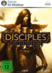 Verpackung von Disciples 3 - Gold Edition [PC]