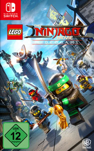 Verpackung von The LEGO Ninjago Movie Videogame [Switch]
