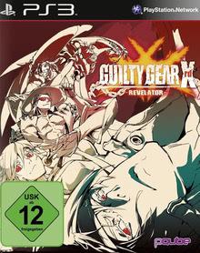 Verpackung von Guilty Gear XRD - Revelator [PS3]