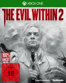 Verpackung von The Evil Within 2 [Xbox One]