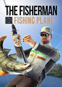 Packaging of The Fisherman - Fishing Planet [PC]