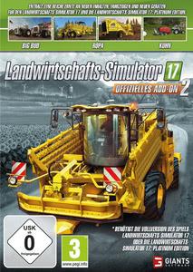 Verpackung von Landwirtschafts Simulator 17 Offizielles Add-On 2 [PC]