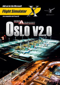 Packaging of FSX Mega Airport Oslo V2.0 [PC]
