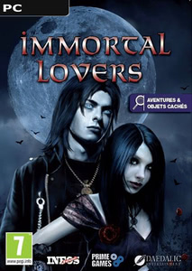 Packaging of Immortal Lovers [Mac]