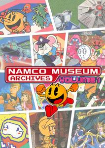 Verpackung von NAMCO Museum Archives Volume 1 [PC]