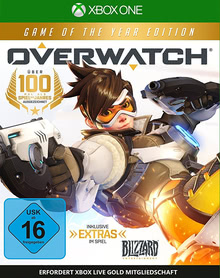 Verpackung von Overwatch Game of the Year Edition [Xbox One]