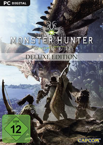 Verpackung von Monster Hunter World Deluxe Edition [PC]