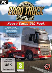 Verpackung von Euro Truck Simulator 2 Heavy Cargo DLC Pack (DLC only) [PC]