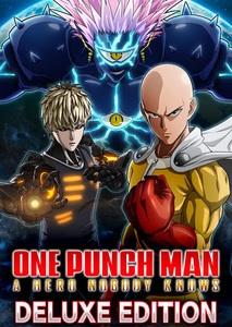 Verpackung von One Punch Man: A Hero Nobody Knows Deluxe Edition [PC]