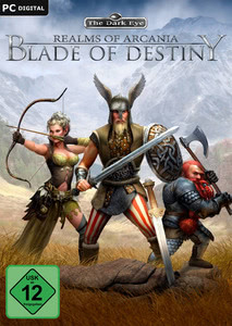 Verpackung von Realms of Arkania: Blade of Destiny [PC]