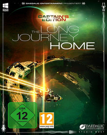 Verpackung von The Long Journey Home Captain's Edition [PC]