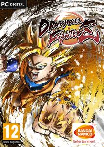 Packaging of Dragon Ball FighterZ [PC]