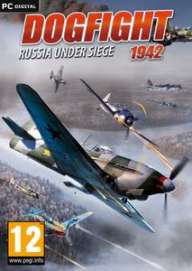 Packaging of Dogfight 1942 Russia Under Siege [PC]