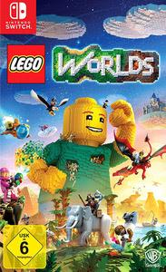 Verpackung von Lego Worlds [Switch]