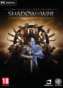 Emballage de Middle Earth: Shadow of War Gold Edition [PC]