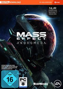 Verpackung von Mass Effect: Andromeda [PC]