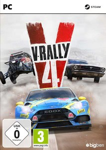 Packaging of V-Rally 4 [PC]