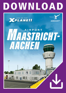 Packaging of X-Plane 11 Airport Maastricht-Aachen XP [PC / Mac]