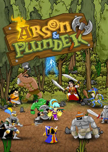 Packaging of Arson & Plunder [PC]