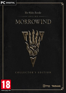 Packaging of The Elder Scrolls Online: Morrowind Digital Collectors Edition [PC]