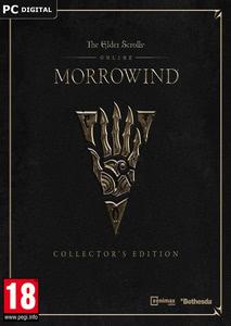 Packaging of The Elder Scrolls Online: Morrowind Digital Collectors Edition [PC]