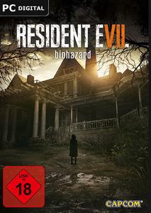 Verpackung von Resident Evil 7 biohazard [PC]