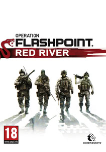 Packaging of Operation Flashpoint: Red River [PC]