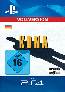 Verpackung von Kona [PS4]