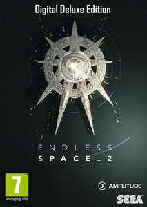 Packaging of Endless Space 2 Digital Deluxe Edition [PC]