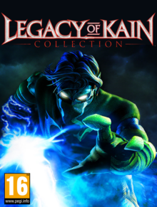 Packaging of Legacy of Kain Collection [PC]