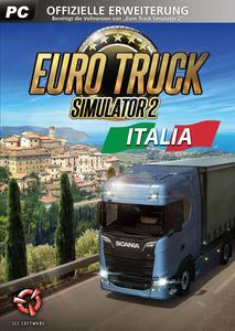 Verpackung von Euro Truck Simulator 2: Italia [PC]
