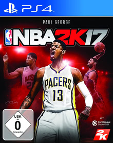 Verpackung von NBA 2K17 [PS4]