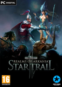 Packaging of Realms of Arkania: Star Trail (Early Access) [PC]