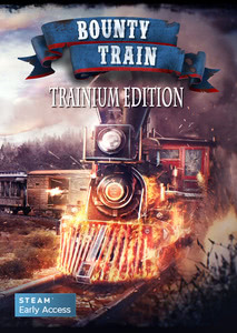 Packaging of Bounty Train Trainium Edition [PC]