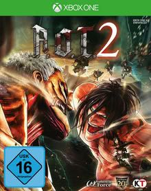 Verpackung von AoT 2 (based on Attack on Titan) [Xbox One]