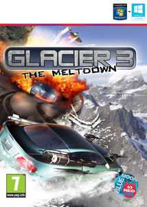 Packaging of Glacier 3: The Meltdown [PC]