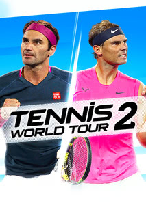 Verpackung von Tennis World Tour 2 [PC]