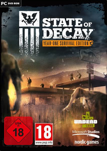 Verpackung von State of Decay: Year-One Survival Edition [PC]