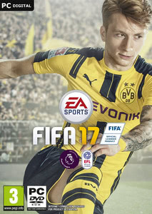 Packaging of Fifa 17 [PC]